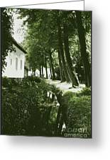 Dutch Canal - Digital Greeting Card