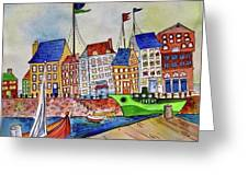 Dutch Harbor Greeting Card