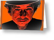 Dylan Sixty Eight Greeting Card