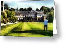 Dyrham Park Greeting Card