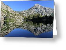 Eagle Lake Wilderness Greeting Card
