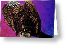 Eagle Of Wwi Greeting Card