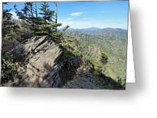 Eagle Rocks Greeting Card