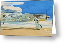 Eagle's Flight Greeting Card