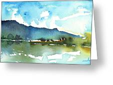 Early Afternoon 14 Greeting Card