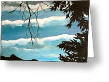 Early Evening I Greeting Card