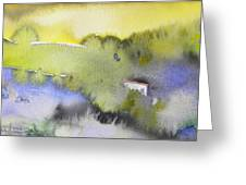 Early Morning 04 Greeting Card
