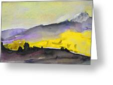 Early Morning 08 Greeting Card