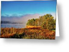 Early Morning On The Bay Greeting Card