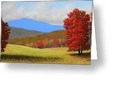 Early September Greeting Card