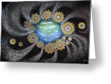 Earth #1 - You Are Here Greeting Card