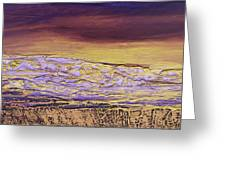 Earth Art 13 Greeting Card