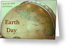 Earth Day Always Greeting Card