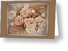 Earth Toned Roses Greeting Card