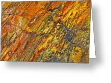 Earths Palette Greeting Card