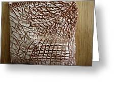 Earths Yield - Tile Greeting Card