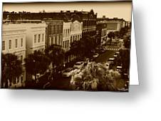 East Bay Street Greeting Card