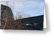 East From Cannon Mountain Greeting Card