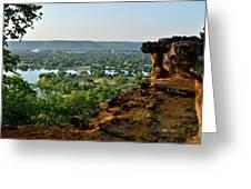 East Lake Winona Greeting Card