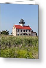 East Point Lighthouse Greeting Card
