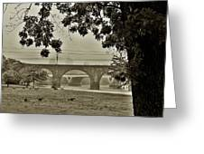 East River Drive - Philadelphia Greeting Card by Bill Cannon