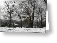 East Tennessee Winter Greeting Card