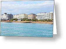 Eastbourne 1 Greeting Card