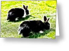 Easter Bunny 1 Greeting Card