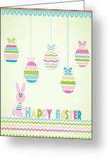 Easter Bunny-jp2774 Greeting Card
