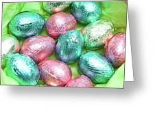Easter Eggs Viii Greeting Card