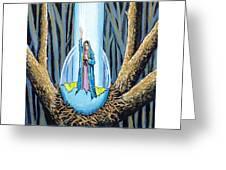 Easter Emergence Greeting Card