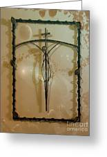 Easter Remembrance II Greeting Card