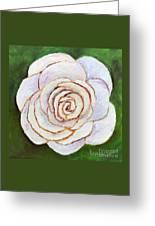 Easter Rose Greeting Card