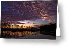Easter sonrise photograph by dan wells easter sonrise greeting card m4hsunfo