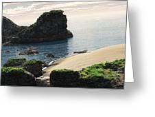 Eastern Coastline Greeting Card