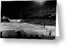 Ebbets Field, 1957 Greeting Card