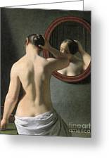 Eckersberg: Nude, C1837 Greeting Card