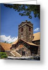 Eckert Colorado Presbyterian Church Greeting Card