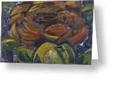 Ecuador Rose Greeting Card