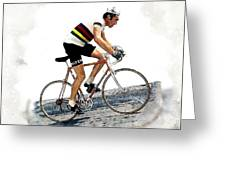 Eddie Merckx #2 Greeting Card