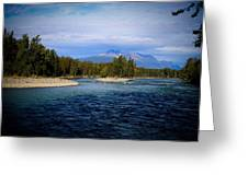 Eddy Park - Telkwa Greeting Card