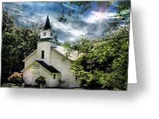 Eden Church Greeting Card