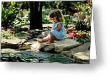90140 Eden Joy Srf Garden Greeting Card