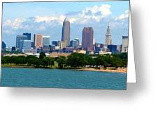 Edgewater Park  Greeting Card
