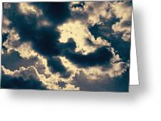 Edgewater Skies Greeting Card
