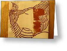 Edify - Tile Greeting Card
