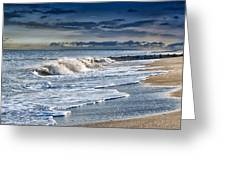 Edisto Island Beach Greeting Card