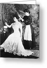 Edith M. Kingdon (1864-1921) Greeting Card