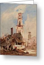 Eduard Hildebrandt, Baltimore Greeting Card