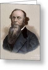 Edwin M. Stanton Greeting Card